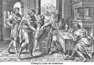 Lucan van Doetechum (1559-1593)