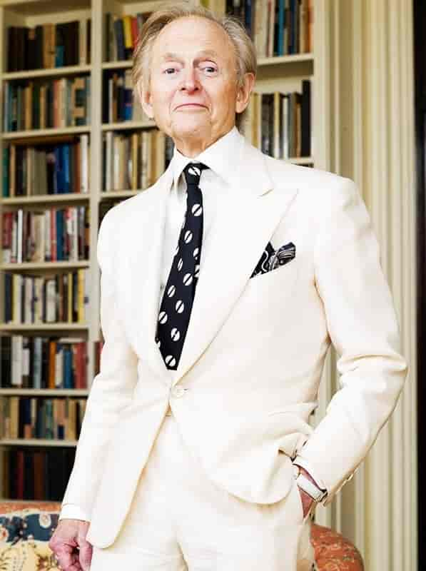 Tom Wolfe and the Kingdom of Speech